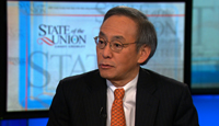 Japan's nuclear situation with Energy Secretary Steven Chu