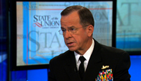Adm. Mike Mullen discusses no-fly zone in Libya