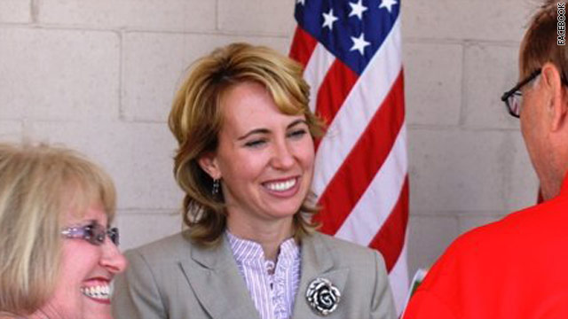 Giffords sees brother-in-law for first time since shooting