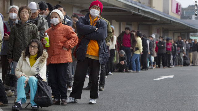 Japan quake live blog: Radiation level in food no cause for alarm, expert says