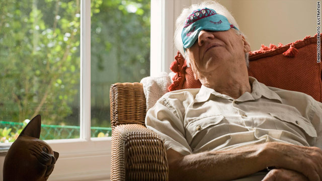 Get Some Sleep: Memory loss, personality change not always dementia