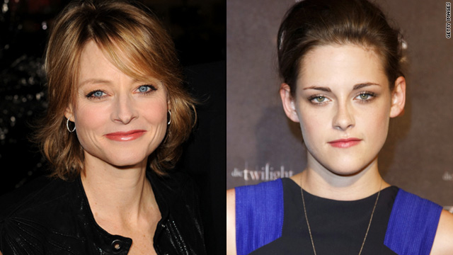 Jodie Foster didn't think Kristen Stewart would act