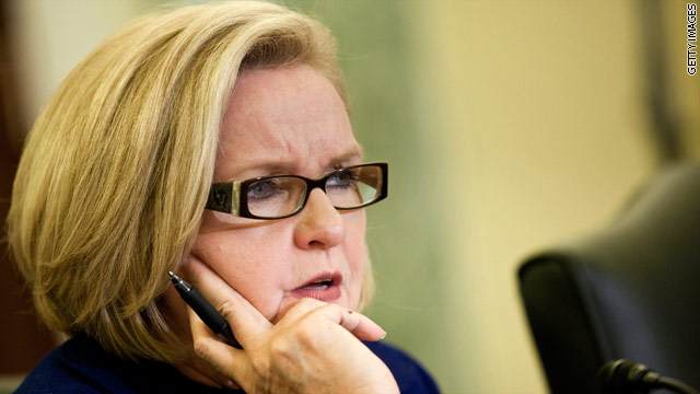 McCaskill repays nearly $300,000 for unpaid taxes on plane