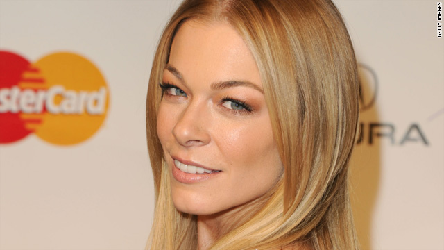 LeAnn Rimes has united front with fiancé's ex-wife