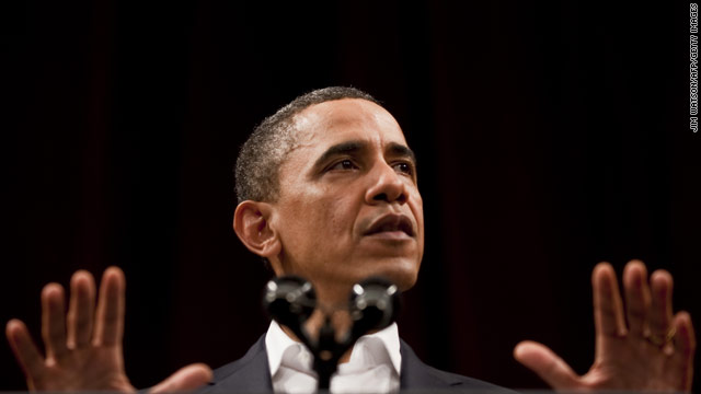 Obama authorizing force in Libya: a timeline