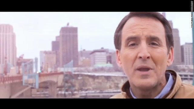 Pawlenty enters presidential sweepstakes