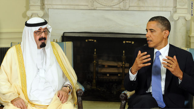 Saudi-U.S. friendship under pressure