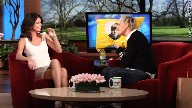 Selena Gomez: Bieber is not my 'little brother'
