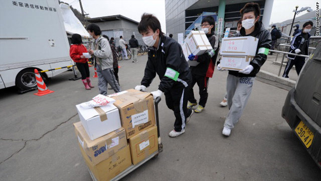 My Take: Japanese new religions' big role in disaster response