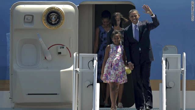 Obama cuts Latin America trip short