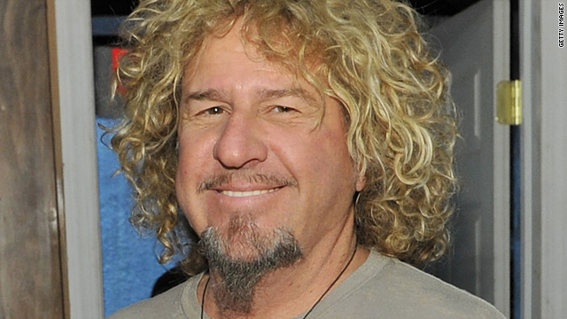 Sammy Hagar: I was abducted by aliens