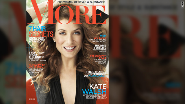 Kate Walsh: 'I feel like a loser'