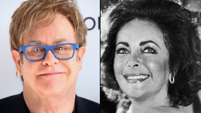 Elton John on Dame Taylor: We've lost a Hollywood giant