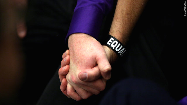 Court: No California same-sex marriages during appeal