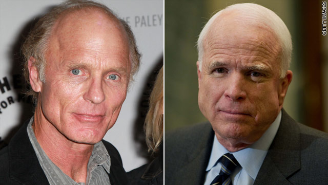McCain gets cast