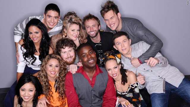 Top 11 elimination night on 'Idol' begins