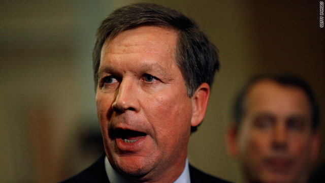 Poll: Tough start for Ohio's new governor