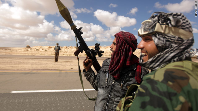 Libya live blog: Gadhafi troops attack Misrata hospital