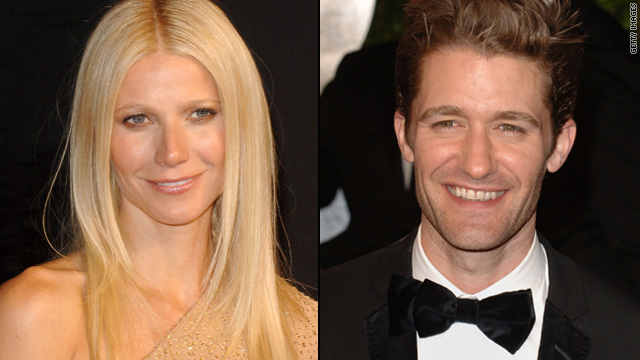 Gwyneth Paltrow to duet with Matthew Morrison on his new album