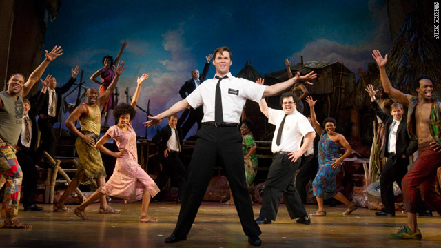 'Book of Mormon' opens on Broadway
