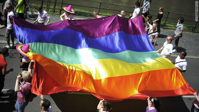 Colorado Senate passes civil unions bill