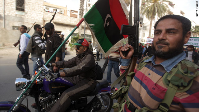 Libya live blog: NATO will enforce no-fly zone over Libya, secretary general says