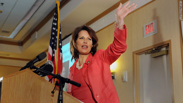 CNN Exclusive: Bachmann to form exploratory committee in June, possibly earlier