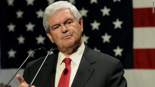 Gingrich goes back and forth on Libya