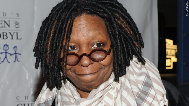 Whoopi Goldberg: I was high when I won my Oscar
