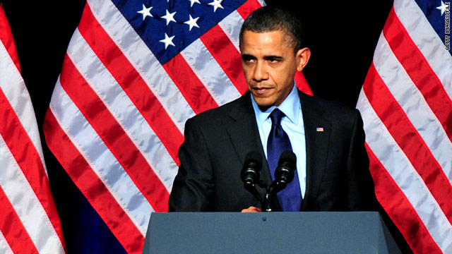 Obama to speak on situation in Libya