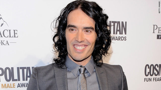Russell Brand: Katy makes the decisions at home