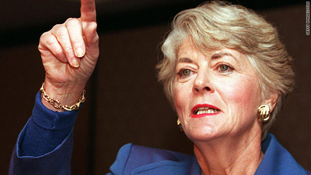 Geraldine Ferraro dies, at age 75