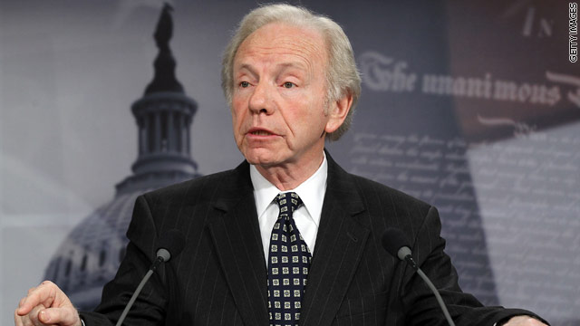 Lieberman: Libya mission sets precedent