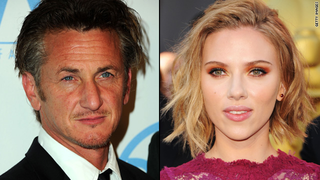 Are Sean Penn and ScarJo really dating?