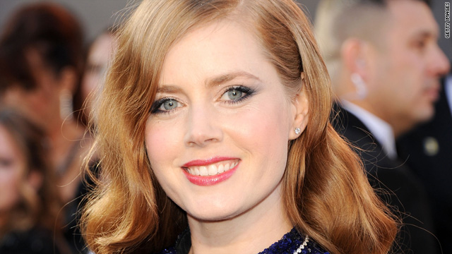 Amy Adams cast as Lois Lane in &#039;Superman&#039;