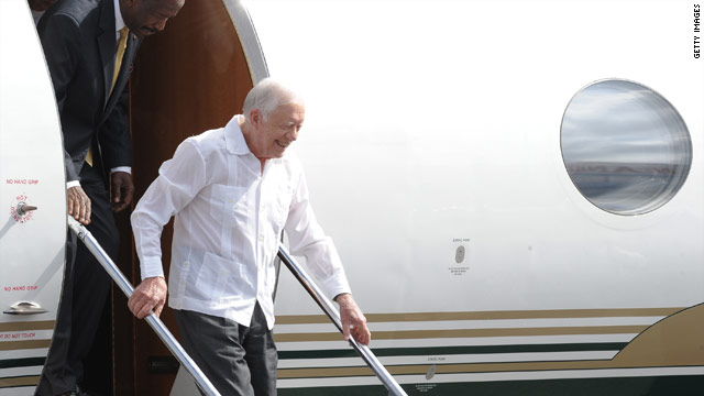 Carter in Cuba