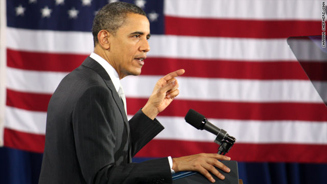 Obama Libya speech 'in development for weeks'