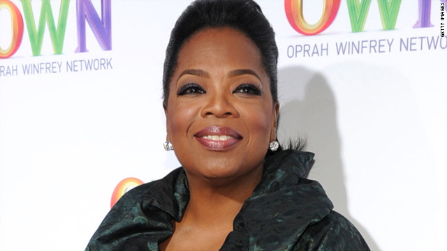 'Oprah Winfrey Show' to say farewell on May 25