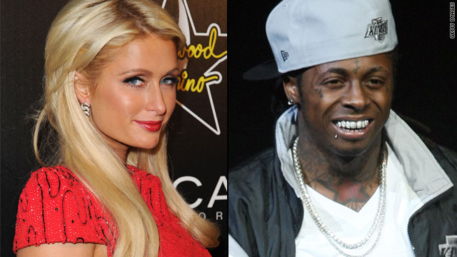 Paris Hilton and Lil Wayne bond over jail time