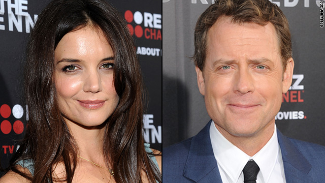 Katie Holmes, Greg Kinnear on 'The Kennedys' controversy