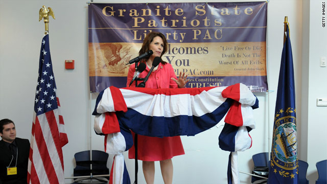 Bachmann to address Ralph Reed's 'Faith'