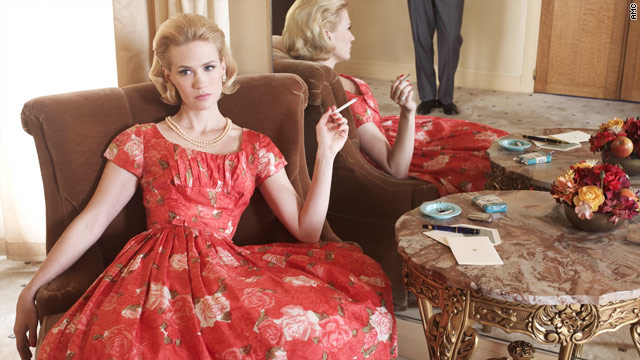 January Jones - Betty, ex señora Draper