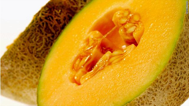 Contaminated cantaloupe sickens 13