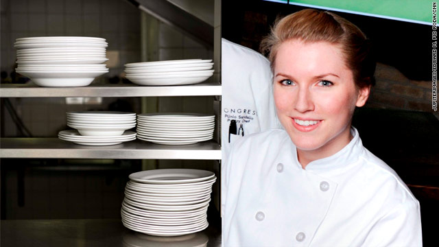 Chefs with Issues: A call to arms for female chefs