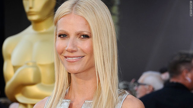 Gwyneth Paltrow: I'd love to record an album
