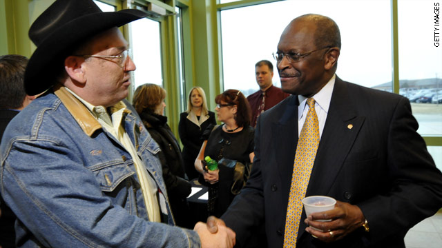 Cain added to list of GOP White House hopefuls at New Orleans event
