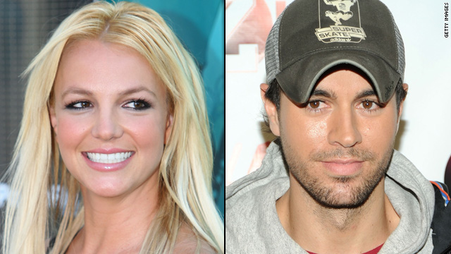 Britney Spears on tour with Enrique? Not so fast