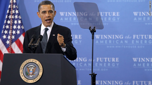 Obama rolls out plan to cut oil imports