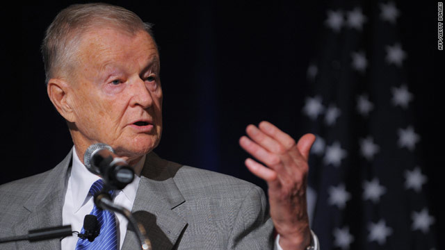 Zbigniew Brzezinski on the future of the Middle East