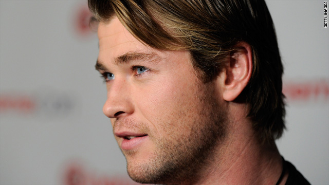 'Thor' star got too muscular for his costume